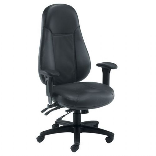 Samson Leather 24 Hour Heavy Duty Office Chair TC1110